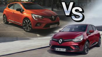 Renault Clio: Old Vs New