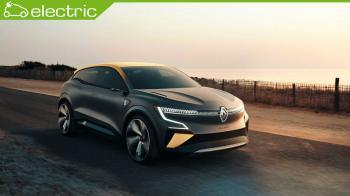 Πρεμιέρα για το Renault Megane eVision