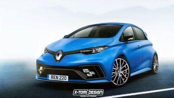 Έρχεται Renault Zoe RS;