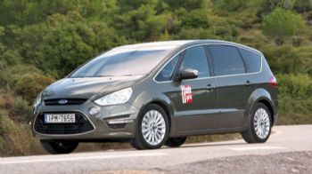 Test:Ford S-MAX diesel