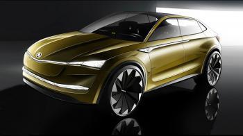 Ιδού το Skoda Kodiaq Coupe