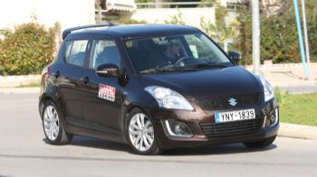��� ����������� ������ ��� �� Suzuki Swift