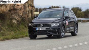 Δοκιμή: Νέο VW Tiguan PHEV με 245 άλογα