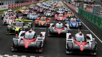 1-2 η Toyota στο Le Mans