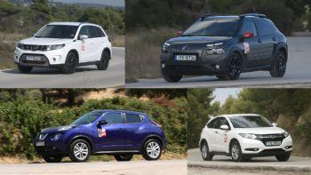 Οι 5 πρωταθλητές των SUV