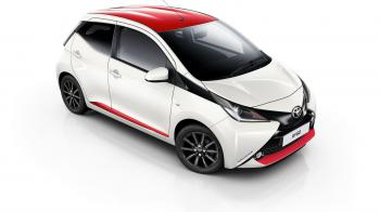 Νέα Toyota Aygo x-press και x-style