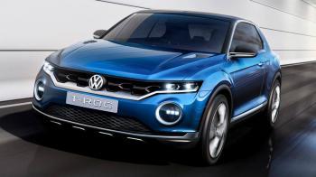 Eίναι το Τ-Roc το Juke της VW;