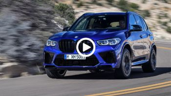 Video: Νέα BMW X5 M Competition