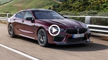 Video: Νέα BMW M8 Gran Coupe