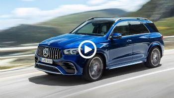 Video: Mercedes-AMG GLE 63