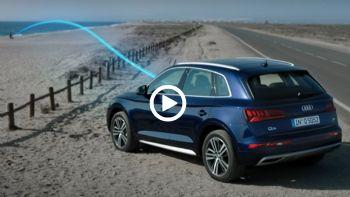Νέο Q5 & Audi connect
