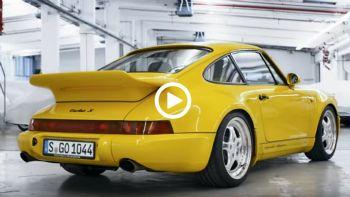 Οι πιο σπάνιες Porsche