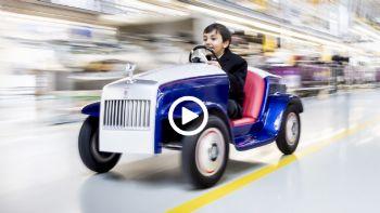 Rolls-Royce για παιδιά