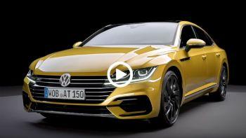 Το premium νέο VW Arteon