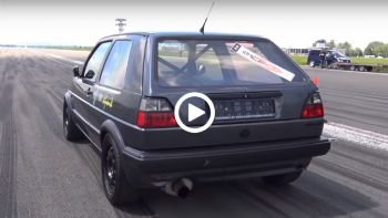 VW Golf 2 AWD Turbo 950 PS