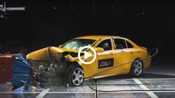 Ασφάλεια από τη Mercedes