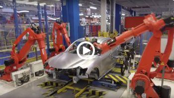 Στο εργοστάσιο της Alfa
