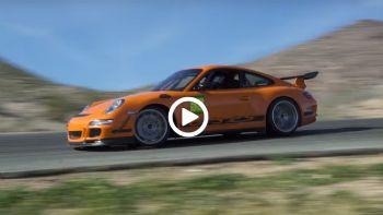 Drifting με 911 GT3 RS