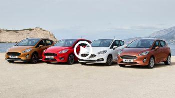 Νέα οικογένεια Ford Fiesta