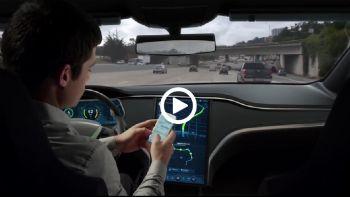Έτσι φαντάζεται η Bosch την αυτόνομη οδήγηση
