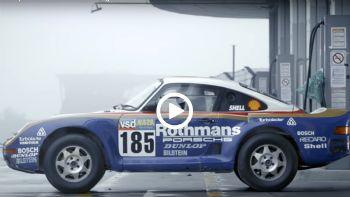 Top 5 αγωνιστικών Porsche