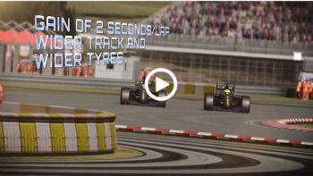 Η Formula 1 αλλάζει!