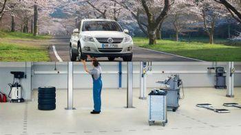 Oδική βοήθεια & φροντίδα ατυχήματος VW