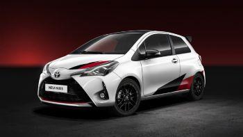 Toyota Yaris GRMN: 1.8 λίτρα με κομπρέσορα