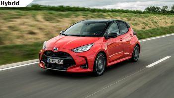 Με κατανάλωση 3,7 λτ. το νέο υβριδικό Toyota Yaris