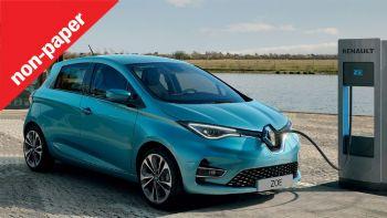 3 λόγοι που το Renault Zoe αξίζει να είναι το 1ο σου ηλεκτρικό