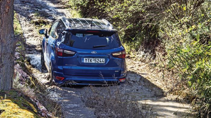 Νέα περιπετειώδης Active έκδοση για το Ford EcoSport