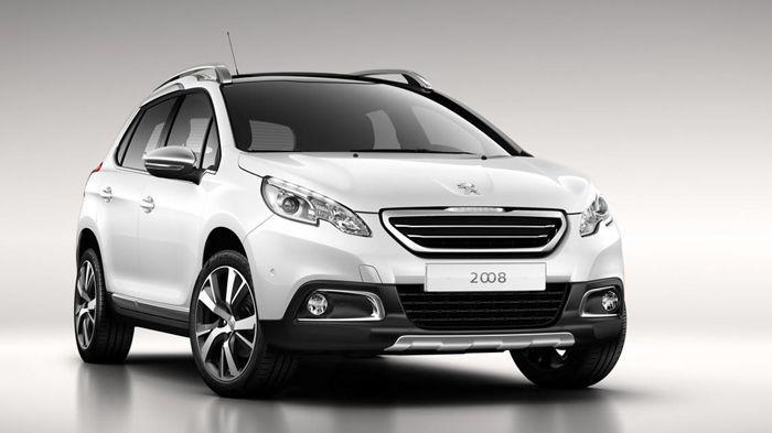 Τι μπορεί να κάνει ο ανταγωνισμός μπροστά στο νέο μικρό SUV της Peugeot?
