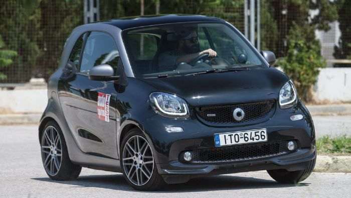 smart fortwo coupe brabus 0 9 110 ps smart. Black Bedroom Furniture Sets. Home Design Ideas