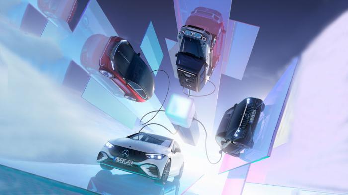 Tα 8 νέα ηλεκτρικά & όλη η EQ γκάμα της Mercedes