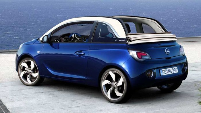 opel ada cabrio 2014 opel adam. Black Bedroom Furniture Sets. Home Design Ideas