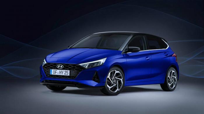 Τιμές του νέου Hyundai i20 στην Ελλάδα