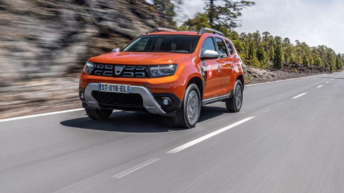 Οδηγούμε το ανανεωμένο Dacia Duster