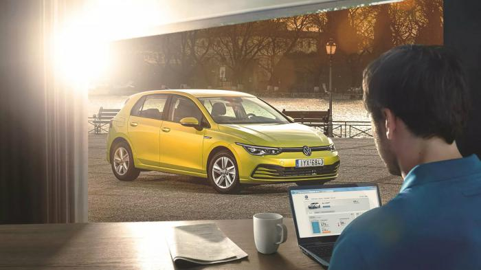 Volkswagen Online Πωλήσεις: Αγοράστε το Volkswagen με ένα κλικ