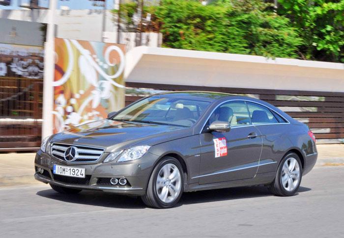 Bmw 330 mercedes e class for Mercedes benz 330