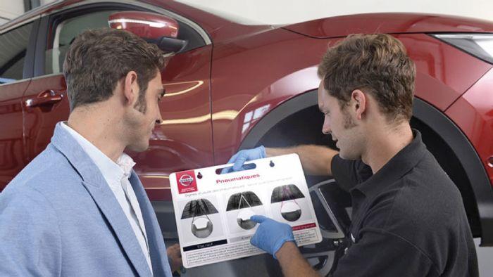 nissan, service - After sales Nissan