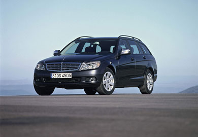 mercedes c estate