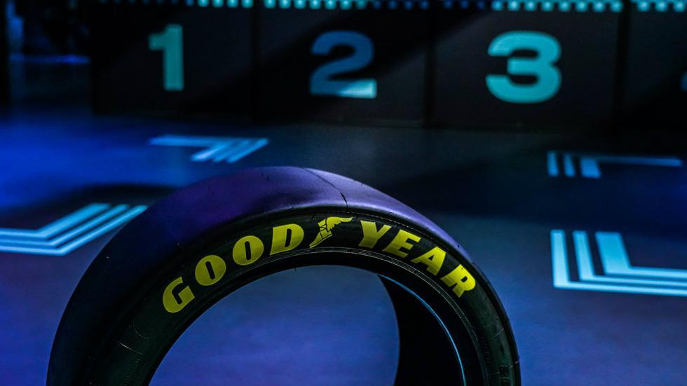 Η Goodyear ηγέτης στην ανάπτυξη ελαστικών ηλεκτρικών οχημάτων
