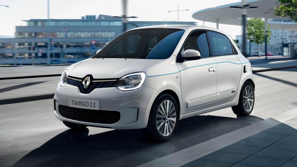 Nέο Renault Twingo Z.E.