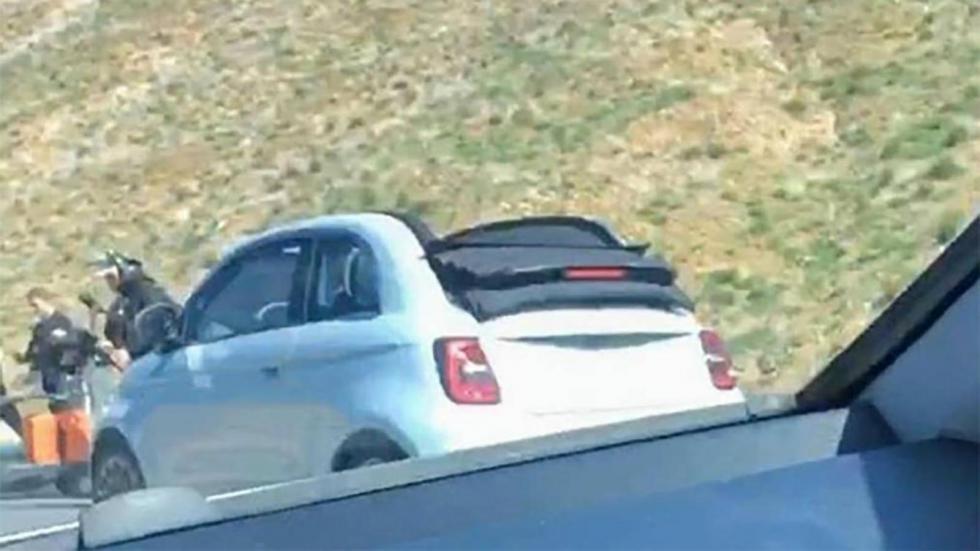 «Γυμνό» το νέο Fiat 500e