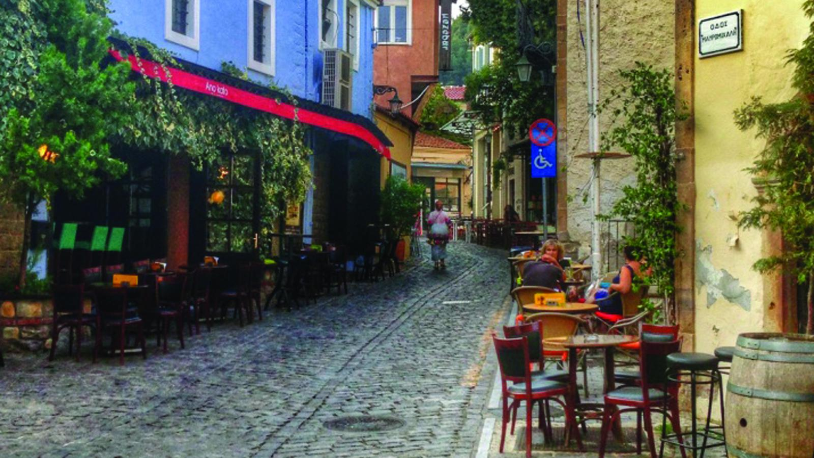 Ονειρική βόλτα στην Παλιά Πόλη